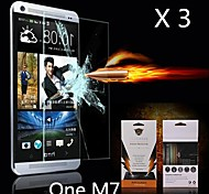 Ultimate Shock Absorption Screen Protector for HTC M7 (3PCS)