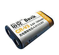Bevik 3.6V 1500mAh CRV3 Li-ion Battery for SIGMA SD10 SD9 SD-10 SD-9