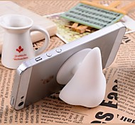 Funny Nose Shape Stand and Wind for iPhone and Samsung (Assorted Color)