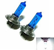Super White H7 24V 100W Halogen Headlight White Light Bulbs (a Pair)
