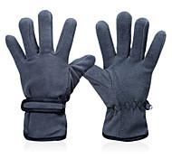Glove Cycling / Bike All / Men's Full-finger Gloves Windproof / Keep Warm Winter Gray / Others L - INBIKE