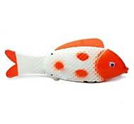 Electric Glow Music Rocking Fish Toys(Random Color)