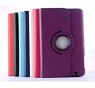 10.1 Inch 360 Degree Rotation Lichee Pattern Stand Case for  LG V700  (Assorted Colors)