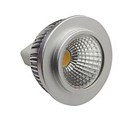 GU5.3 4.5 W 1 COB 400-450LM LM Natural White/Cool White Dimmable Spot Lights DC 12 V