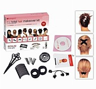 Pins Wet & Dry Curl Enhancing / Decoration Travel Size / Lightweight Normal