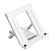 Ultra Slim Universal Adjustable Stand Holder for Tablet iPad E-Book White
