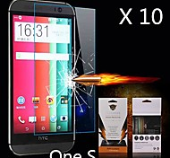 Ultimate Shock Absorption Screen Protector for HTC One S (10PCS)