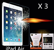 Ultimate Shock Absorption Screen Protector for iPad Air (3PCS)