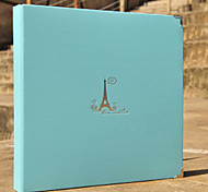 Korea Inner Ring Handcraft Iron Tower Sick Photo Album28*28*6cm