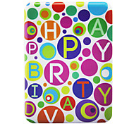 Kini BLD-20000M 10000mAh Happy Birthday External Battery with Velvet Bag for iphone5s\Samsung and Other Mobile Devices