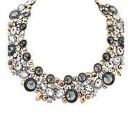 European Style Retro Gem Necklace(More Colors)