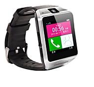 gv08 do bluetooth relógio de pulso inteligente para telefone android