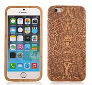 maya totem Holz Muster Cover für iPhone 6