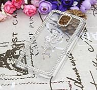 Luxus Diamanten Kristall Engel rückseitigen Abdeckung für Samsung Galaxy S5 mini
