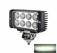 24w faisceau d'inondation a mené la lumière de travail de pilotage de LED wkrk lumière agricole led correspondant CREE LED pour voiture pour les