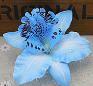 bohemia horquilla playa flor del tocado de color al azar