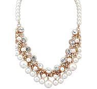 European Style Fashion Pearl Necklaces
