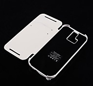 External Rechargeable Battery Pack/Case for HTC ONE M8 (3800mAh)