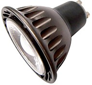 3W GU10 Faretti LED MR16 1 COB 240 lm Bianco caldo Decorativo AC 85-265 V