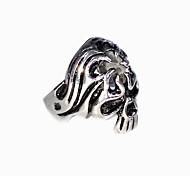 Men's Fashion Stainless Steel Ring - Skeletons