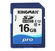 genuíno cartão de memória SDHC pro Kingmax - 16gb (classe 10)