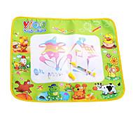 59*49*1cm Kids' Magic Aquadoodle Educational Novelty Toys(Size M)