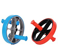 JOEREX® Multifunctional Exercise Wheel(Assorted Color  Blue or Red)