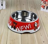 бобо меламин собака чаша 3057 товаров для домашних животных чаша для собак случайных цветов