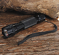 LED Flashlights/Torch / Handheld Flashlights/Torch LED 3 Mode 900 Lumens Others 18650 Camping/Hiking/Caving / Cycling / Traveling - Others