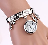 Women's 100% Stainless Steel Luxury Fashion Lady Bracklet Dress Wristwatch C&D-95 Cool Watches Unique Watches