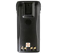 transparent Walkie-Talkie Batteriefach für motorola gp88s CT150 CT250 CT450