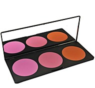 3 Colour Fashion and Beauty Blusher