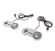 2pcs USB Wired Controller for PC