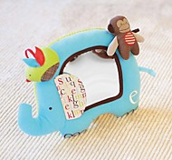 Elephant Shaped Baby Mirror for Activity Toys