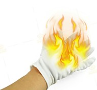 2 Pack Fire Gloves Magic Props Toys