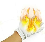 Pack 2 gants d'incendie accessoires de magie jouets