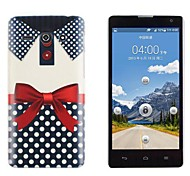 White Nautical Hard Plastic Case Cover for Huawei Ascend Y530