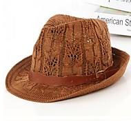 Unisex Cotton Fedora Hat , Casual All Seasons