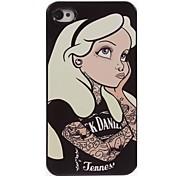 женщины хотят вещи дизайн алюминиевый Футляр для IPhone 4 / 4s