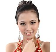 z&X® pancia moda accessori di ballo 1 orecchini trapano