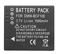 DMW-BCF10E del batttery mini-dv para Panasonic DMC-fs6 dmc-fs7 DMC-FX40
