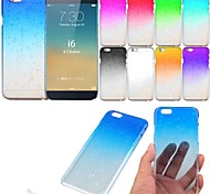 3D Raindrop Hard Case for iPhone 6 (Assorted Colors)