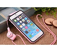 HHMM® Hang Rope A Border PC Hard Case for iPhone 6 Case(Assorted Colors)