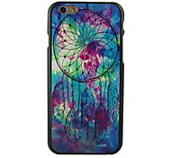 Campanula Design Pattern Hard Cover for iPhone 6