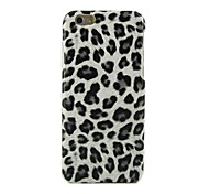 Leopard Print Design Pattern Hard Cover for iPhone 6