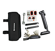 Fanxianzhe Multi-Functional Portable Bike Repair Tool Kit Including Mini Pump And Tyre Lever