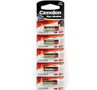camelion 12v a27 batteria alcalina mirco (5pcs)