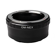 OM-NEX Lens Mount Adapter Olympus OM Lens to Sony E Mount Adapter for NEX-5 NEX-7 NEX-3 LM-NEX NEX-VG10