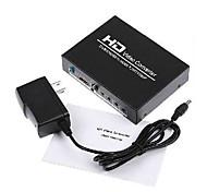 playvision hdv-8a av + femmina HDMI a HDMI femmina convertitori video supporto 1080p