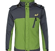 Jack Wolfskin Men's Windbreak & Waterproof  Jacket